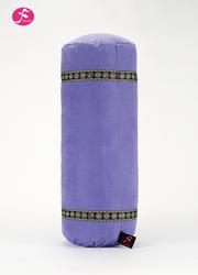 圓形瑜伽抱枕 占星紫