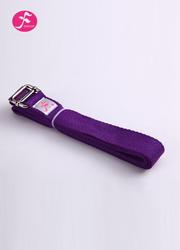 一梵伸展帶加寬加厚    深紫色