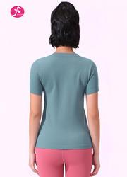 【T015】無縫設計經典T恤
