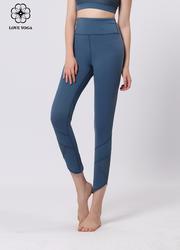 【K984】夏季新品顯高八分瑜伽褲