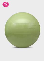 一梵瑜伽塑身球磨砂表皮 健身球 绿色