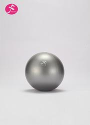 防暴瑜伽小球 普拉提小球直径25cm 银色