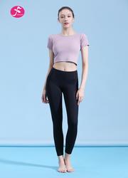 【J1187】一梵夏款新款時尚運動套裝
