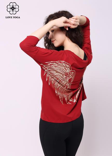 【Y846】寬松罩衫天使之翼(熾天使)