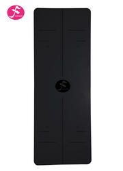 一梵新款天然橡胶体位线瑜伽垫(双规格可选)