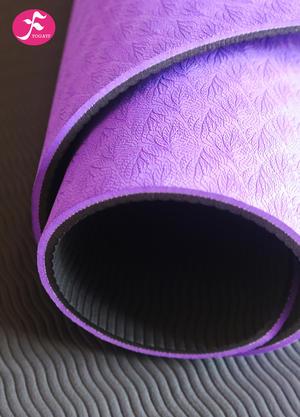 183*67*0.6CM(紫色)防滑tpe加寬瑜伽墊