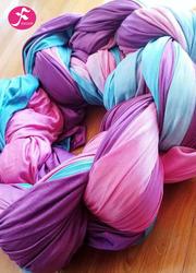 新款顏色漸變5米空中吊床