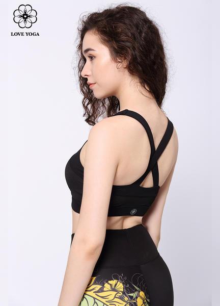 【Y860】夏季新品塑胸运动BRA
