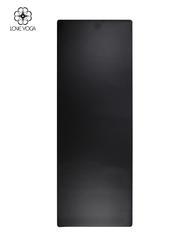 天然橡胶PU瑜伽垫 (黑色)  185*68*0.45CM