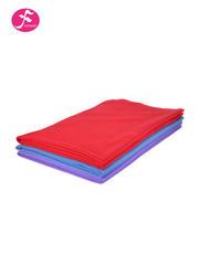 辅助保暖两用毯摇粒练习毯瑜伽辅助工具(190*145cm)