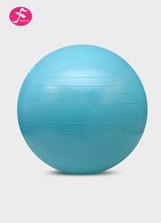 一梵瑜伽塑身球磨砂表皮 健身球 湖蓝