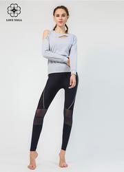 【Y803】S/M/L現貨   時尚不對稱漏肩顯現性感鎖骨收束袖