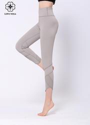 【K986】夏季新品顯高八分瑜伽褲