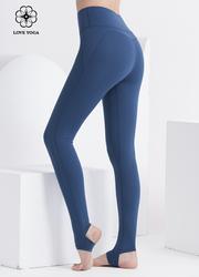【K1083】獨特的踩腳設計 增強伸展穩定性 更顯腿細長