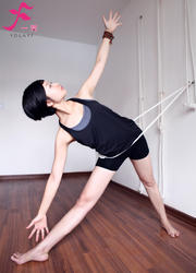 Iyengar yoga 輔助掛繩