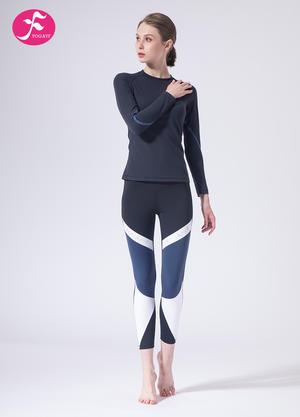 【J1150】秋冬新款专业轻运动时尚动感瑜伽套装