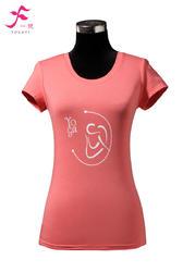 11号款      橙色       一梵短袖印花纯棉T恤