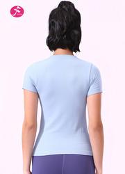 【T018】自由無拘束經典無縫設計T恤