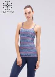 LOVE-YOGA瑜伽上衣  Y338