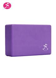 一梵瑜伽EVC砖 初学者必备 23*15*7CM  深紫色