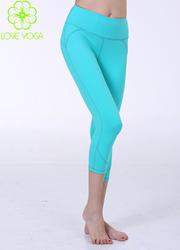 LOVE YOGA单裤 K723 中长裤