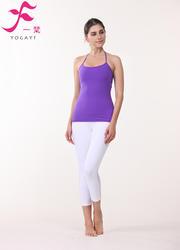 一梵瑜伽  清爽棉夏款套裝 J845