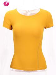 【T019】姜黄T恤