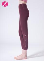 【J1129】一梵秋冬新款初学者小腰精气质露脐瑜伽套装