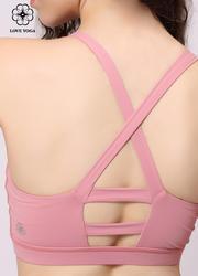 【Y864】夏季新品女士內衣背心式運動BRA