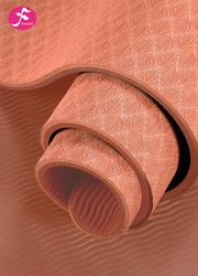 183*65*0.6CM(橙色)防滑tpe加宽竞技宝官网测速垫