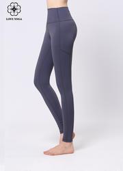 【K1006】夏季新款提臀顯瘦長褲口袋款