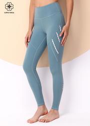 【K1050】裤腿两侧撞色编织竞技宝官网测速长裤