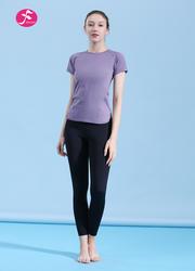【J1185】高雅成熟經典的圓領設計時尚套裝
