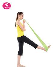 一梵 瑜伽拉力带 健身带瘦身带 瑜珈带卷卷就能瘦弹力带