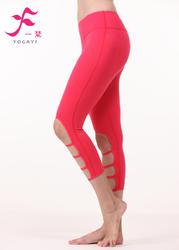 一梵瑜伽 清爽棉 J830单件瑜伽裤
