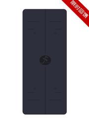 185*68cm一梵天然橡膠體位線墊 墨蘭面紅底 (1.5薄款4.5厚款雙款可選)