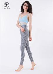 英伦淑女的纤腿翘臀利器—黑白条纹经典款(K866)
