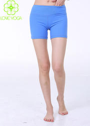 K709S/M/L現貨     瑜伽短褲黑色、藍色兩色可選