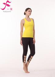 一梵瑜伽    清爽棉夏款套裝      J862