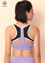【Y965】前胸后背獨特的小設計運動Bra